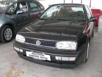 usata VW Golf 1.6 GT 101cv 3p