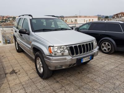 used Jeep Cherokee Gr.2.7 CRD automatico - 2003
