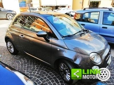 brugt Fiat 500 1.2 Lounge, anno 2014, cambio automatico, adatta neopatentati, ULTIMO PREZZO