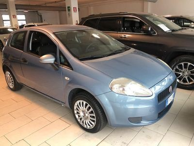 usata Fiat Grande Punto 1.2 3 porte Actual NO CLIMA