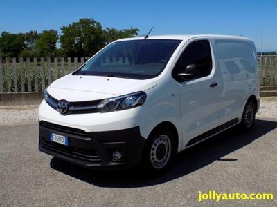 brugt Toyota Proace 1.6D 115CV S&S PC-TN Furgone Compact 4p.10q Comfor