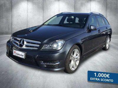 usata Mercedes 220 CLASSE C SW C SWcdi Avantgarde 4matic auto