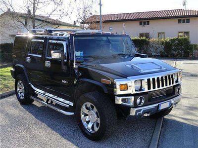 usata Hummer H2 6.2 V8 aut. Luxury