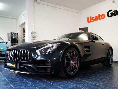 usado Mercedes AMG GT S listino nuovo 169500€ my 2019