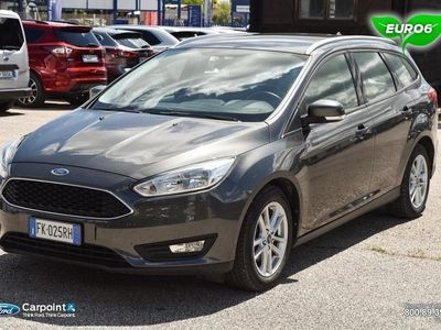used Ford Focus SW 1.5 tdci Business s&s 120cv