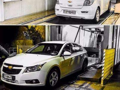 usata Chevrolet Cruze 1,800TStation Wagon LTZ benzina/gpl