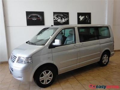 used VW T5 2.5 TDI/174CV Tiptr.High con adattamenti disabili