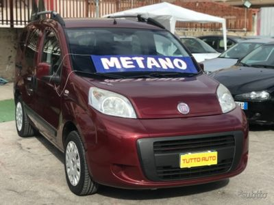 gebraucht Fiat Qubo 1,4natural power 2013 full opt