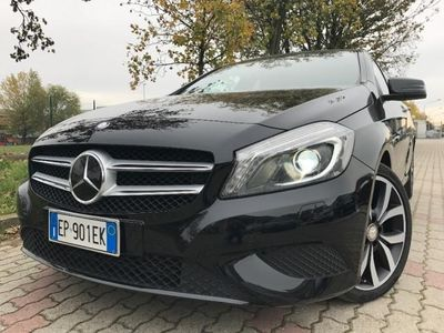 usata Mercedes A180 CDI BlueEFFICIENCY Automatic Sport,Tetto