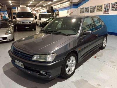 käytetty Peugeot 306 2.0i cat 3 porte S16 * UNICO PROPRIETARIO*