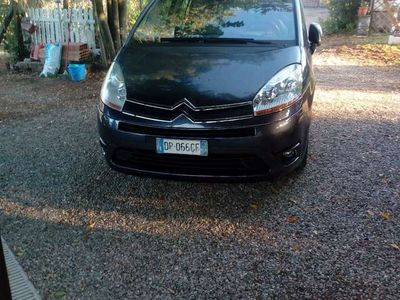 usata Citroën C4 Picasso 2.0 HDi 138 FAP CMP6 Elegance automatica