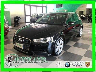 usata Audi A3 SPB 2.0 TDI 150 CV Ambition*NAVI*SENSPARK*BLUETOOT