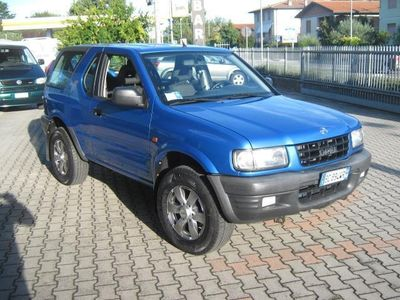 usata Opel Frontera 2.2i 16V cat 3 porte Sport rif. 6931676