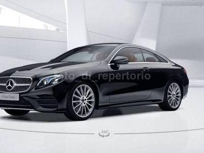 usata Mercedes E220 CLASSE E COUPÉAuto Premium