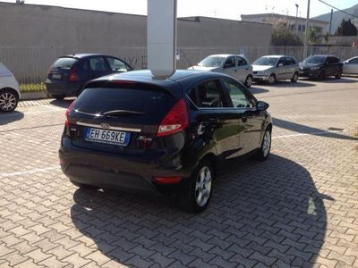 usata Ford Fiesta 1.4 TDCi 70CV 5p. cDPF Titanium