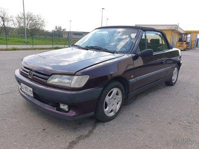 used Peugeot 306 Cabriolet 1.8 Benzina