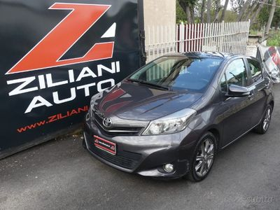 brugt Toyota Yaris 1.4D UNIPRO'.STYLE.2012