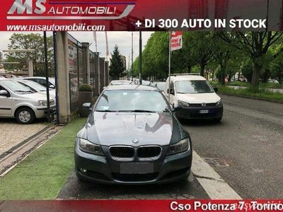 brugt BMW 320 d Touring Futura 184cv Navigatore Unicoproprietar