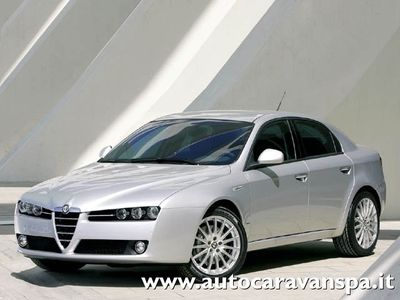 usata Alfa Romeo Crosswagon 159 3.2 Jts Benzina V6 24vExclusive Berlina Usato