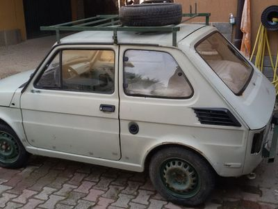 used Fiat 126 bis