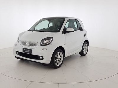 usado Smart ForTwo Coupé 70 1.0 twinamic Passion