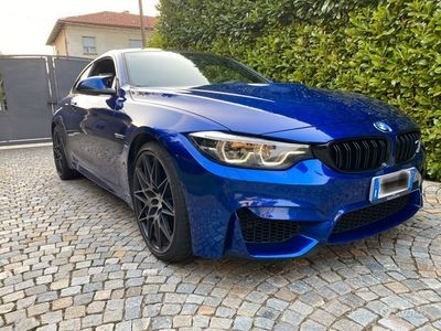 usata BMW M4 Competition