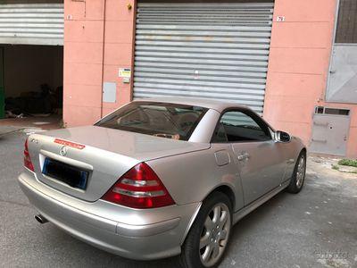 gebraucht Mercedes SLK200 evo 163cv cabrio 2001