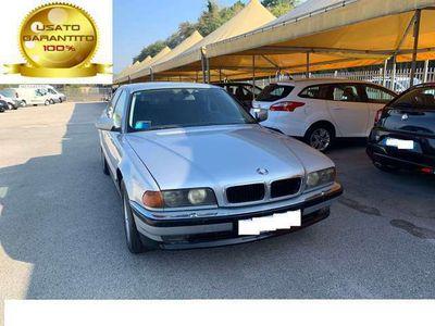 usata BMW 725 TDS LIMITED - BOLLO RIDOTTO