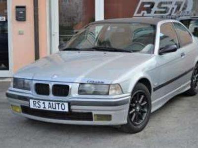 usata BMW 318 Compact Serie 3 cat - NEOPATENTATI
