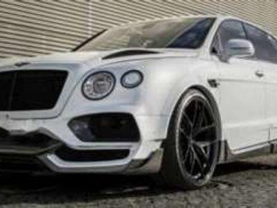 usata Bentley Bentayga GTX 4X4 760Bhp