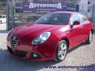 used Alfa Romeo Giulietta Giulietta 1.6 JTDm-2 120 CV Distinctive1.6 JTDm-2 120 CV Distinctive
