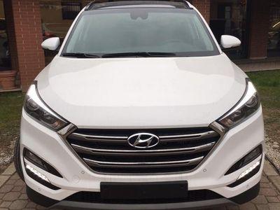 usata Hyundai Tucson -- 1.7 CRDi XPossible - 11-2015