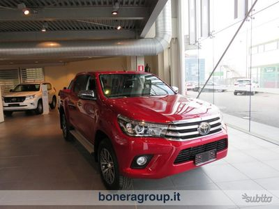 brugt Toyota HiLux 2.4 d-4d double cab Executive 4wd