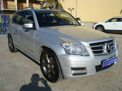 usata Mercedes GLK220 CDI 4Matic BlueEFFICIENCY
