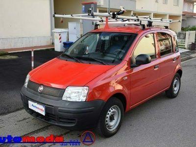 usata Fiat Panda 1.3 MJT Van 2 posti Allestita