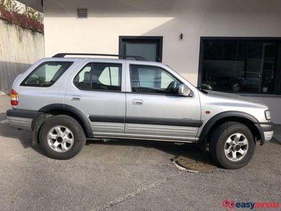usado Opel Frontera 2.2 16v dti wagon limited diesel