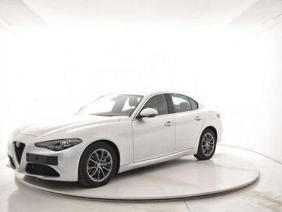 """gebraucht Alfa Romeo Giulia 2.2 Turbodiesel 180CV AT8 Super , AUTO - NAV 8,8"""" - AZIENDALE"""