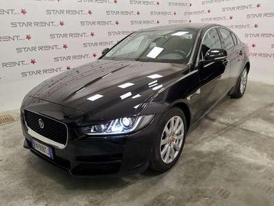 usata Jaguar XE 2.0D 180CV AWD AUT XENO PDC UNIPRO TAGLIANDI