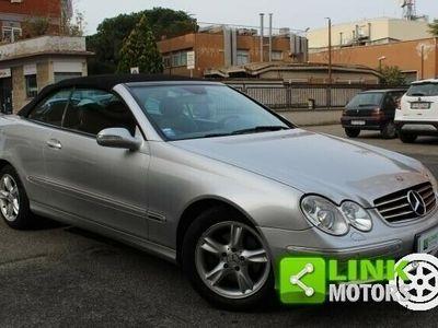 usata Mercedes CLK200 Kompr. TPS Cabrio Elegance