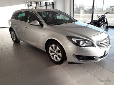 brugt Opel Insignia 2.0 CDTI 170CV Sports Tourer aut. Cosmo Business