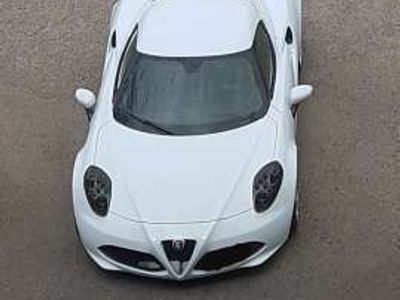 usata Alfa Romeo 4C full optional 18000 km