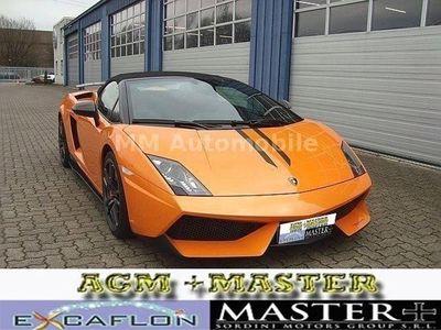 usata Lamborghini Gallardo 5.2 V10 Lp570-4 Spyder Performa Usato