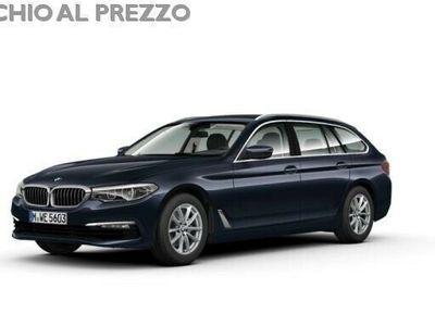 usata BMW 520 d xDrive Touring