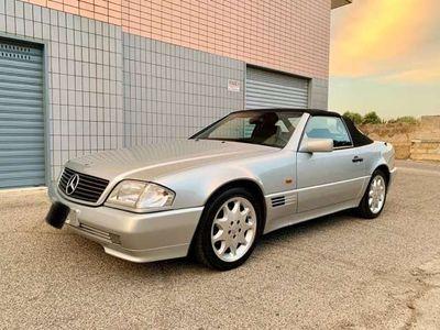 usata Mercedes SL320 automatica• Pelle• Clima automatico