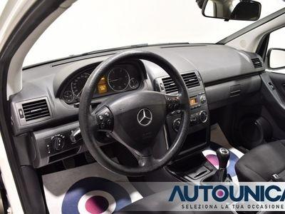 usata Mercedes A160 CDI BlueEFFICIENCY ELEGANCE NEOPATEN CRUISE CERCHI