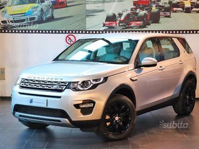gebraucht Land Rover Discovery Sport 2.2 SD4 HSE