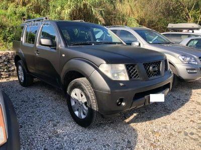 usata Nissan Pathfinder 2.5 cdi aut. pelle 7 post - 2005