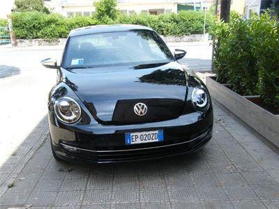brugt VW Maggiolino 2.0 TDI Fender Edition