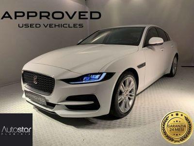 usata Jaguar XE 2.0 D 180 CV aut. S
