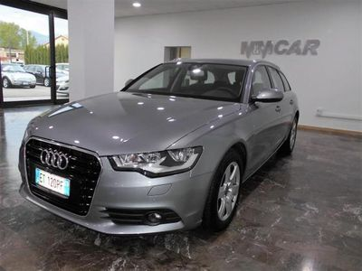 usata Audi A6 Avant 2.0 TDI multitronic Business plus